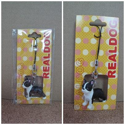 D00720 Real Dog 法國鬥牛犬電話繩