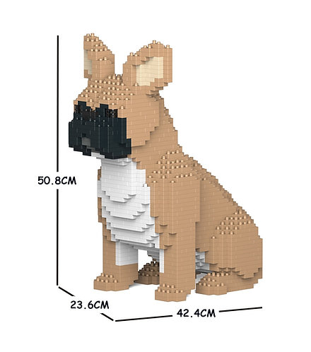 Jekca 法國老虎狗 French Bulldog 04C-M01 M size (需訂貨)
