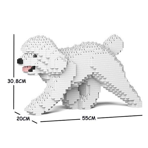 玩具貴婦 Toy Poodle 02C-M01 M size (需訂貨)