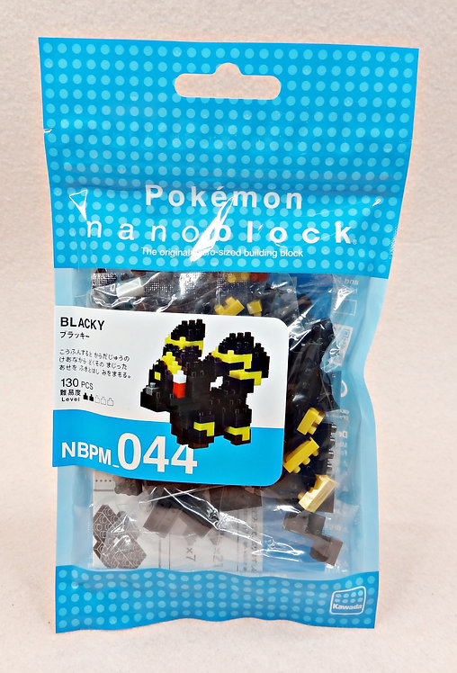 nanoblock NBPM_044 Pokemon Blacky