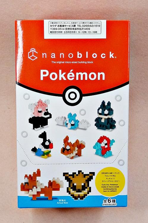 nanoblock NBMC_14S Mininano Pokemon Normal