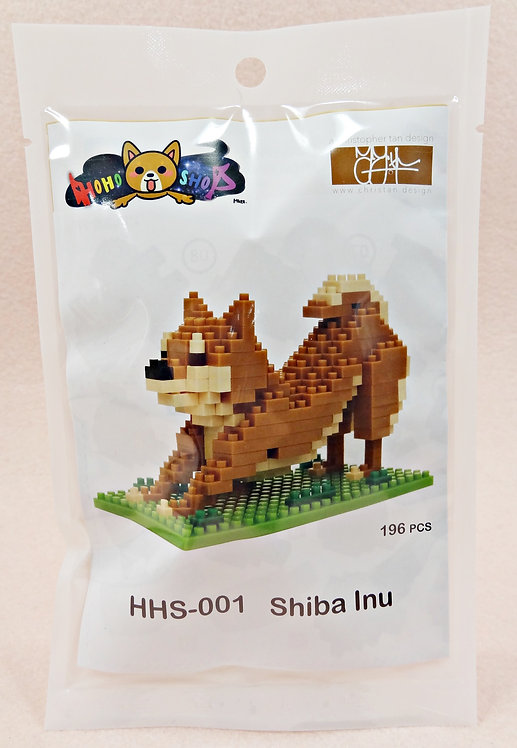 HHS-001 Shiba Inu designed by Christopher Tan