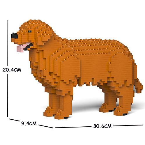 金毛尋回犬 Golden Retriever 01S-M01 S size (需訂貨)