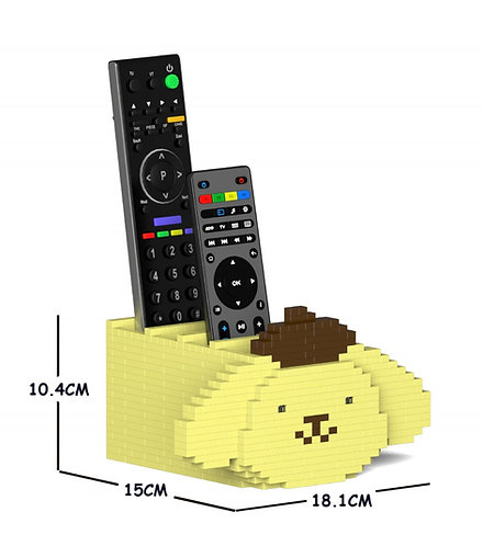 Jekca Pompompurin Remote Control Rack 01S (需訂貨)