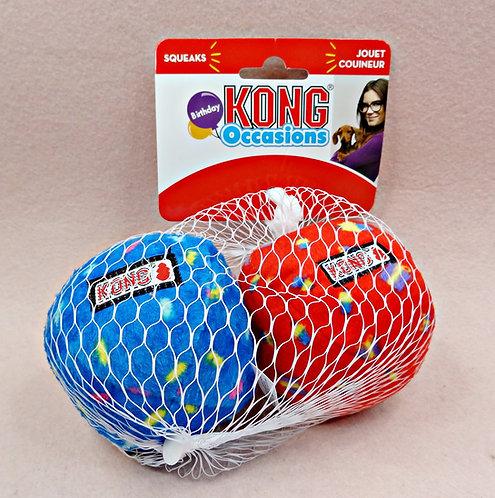 D02955 KONG® Occasions Birthday Balls M - 2 per pack