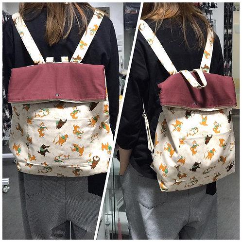 自選布款訂製背包