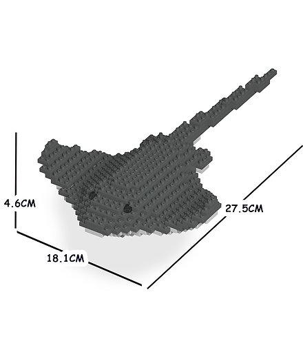Jekca 魔鬼魚 Stingray 01S (需訂貨)