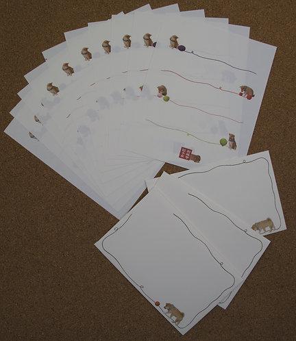 D00639 豆助信箋