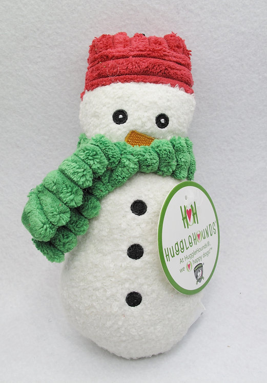 D01703 HuggleHounds Holiday Cookie Snowman