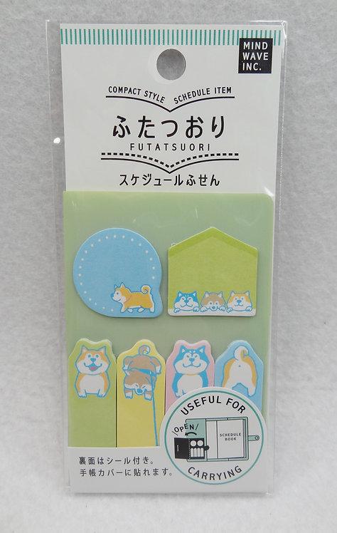D01887 Shibanban Sticky Note