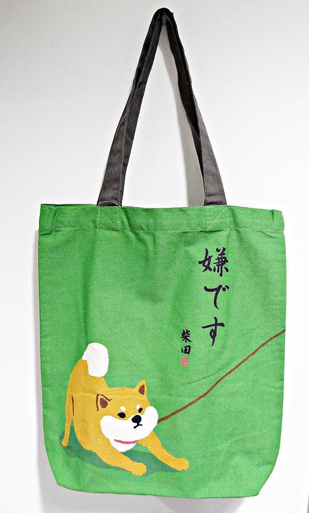 D01799 _36 柴田tote bag(綠色嫌です)