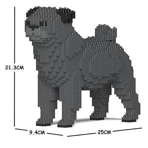 八哥 Pug 01S-M04 S size (需訂貨)