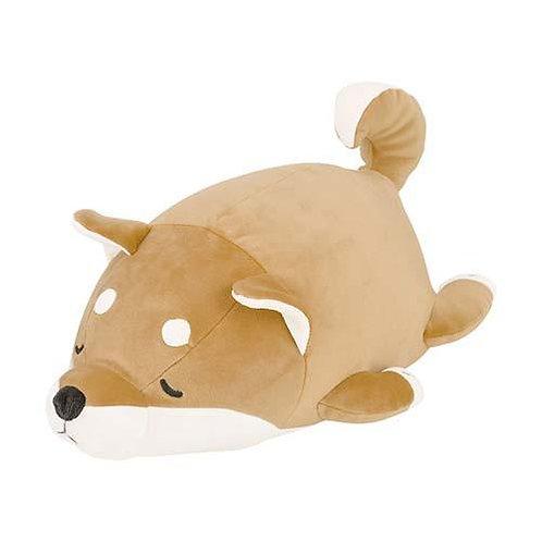 876-473 マシュマロアニマル ボルスター コタロウ 柴犬小抱枕