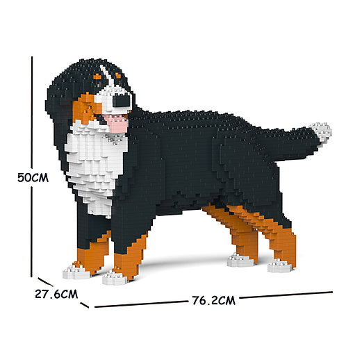 伯恩山犬 Bernese Mountain Dog 03C M size (需訂貨)