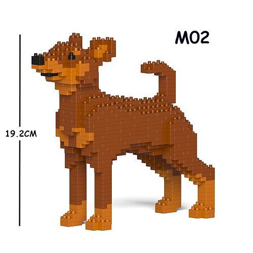 迷你品 Miniature Pinscher 01S-M02 S size (需訂貨)