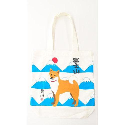 D01799 _38 柴田tote bag(富士山)