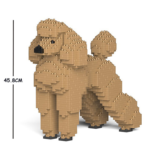 標準型貴婦狗 Standard Poodle 01C-M02 M size (需訂貨)
