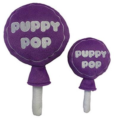 D01910_3 Lulubelles Power Plush-Puppy Pop,Grape L