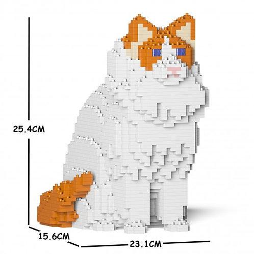 Ragdoll Cat 01S-M04 (需訂貨)