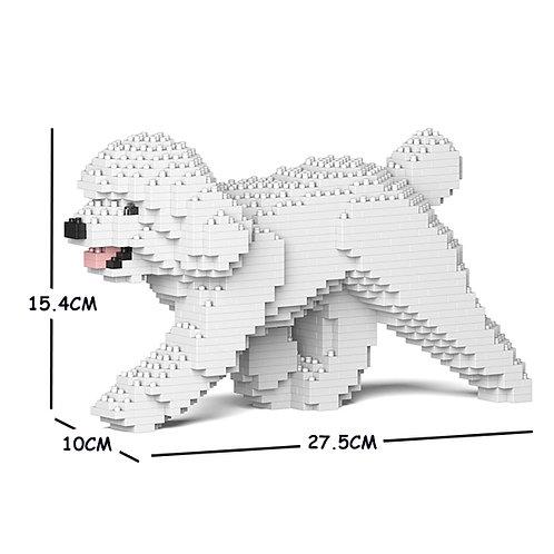 玩具貴婦 Toy Poodle 02S-M01 S size (需訂貨)