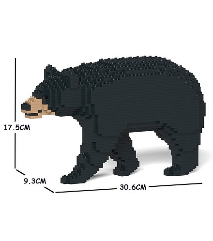 Jekca 黑熊 Black Bear 01S (需訂貨)