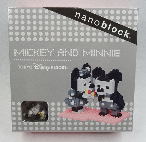 D_2017_ONEMAN Mickey & Minnie One Man's Dream II