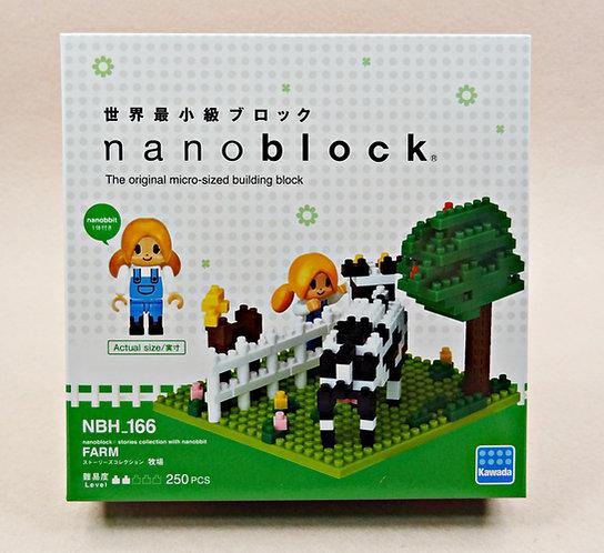 nanoblock NBH_166 Farm