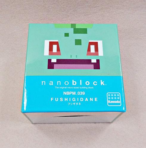 nanoblock NBPM_039 Pokemon Fushigidane