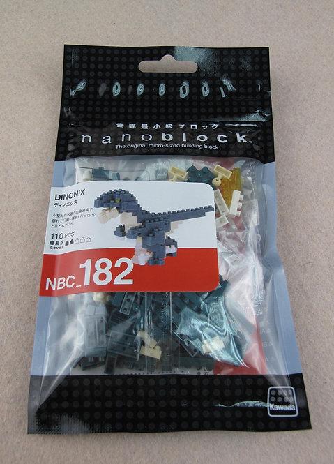 nanoblock NBC_182 Dinonix