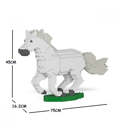 Jekca 馬 Horse 01C-M02 (需訂貨)