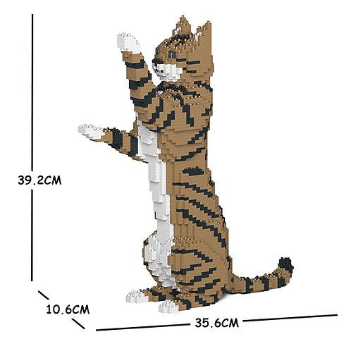 Brown Tabby Cat 14S-M04 (需訂貨)