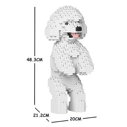 玩具貴婦 Toy Poodle 04C-M01 M size (需訂貨)