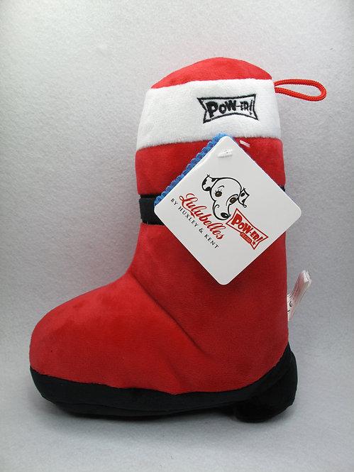 D01694 Lulubelle's Power Plush Santa Boot LG