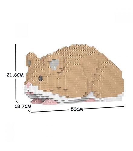 Jekca 倉鼠 Hamster 02C-M01 (需訂貨)