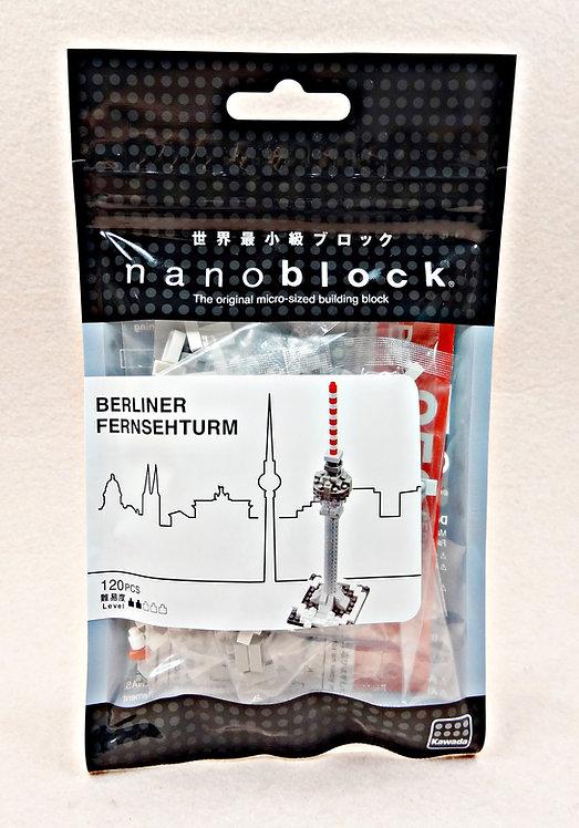 nanoblock NBC_258 Berliner Fernsehturm
