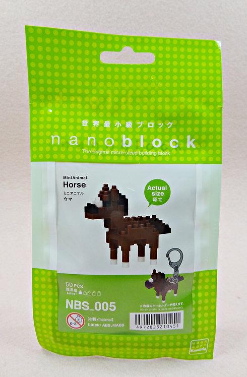 NBS_005 Mini Animal Horse