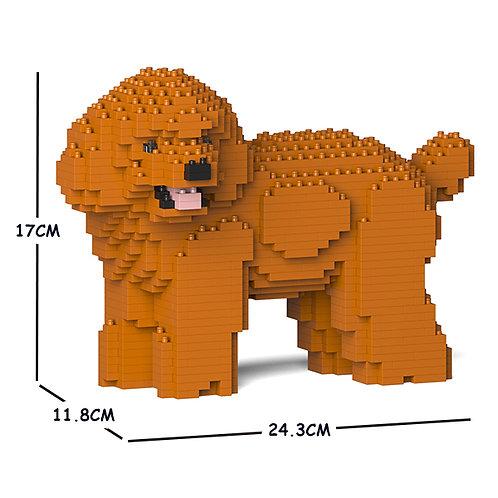 玩具貴婦 Toy Poodle 05S-M04 S size (需訂貨)