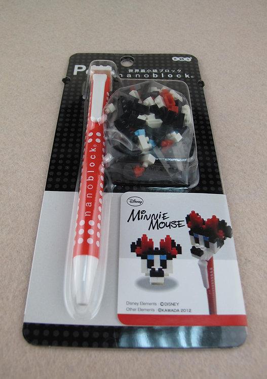 EP646MN nanoblock Pen Minnie Mouse