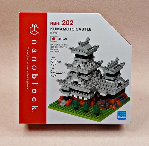 nanoblock NBH_202 Kumamoto Castle