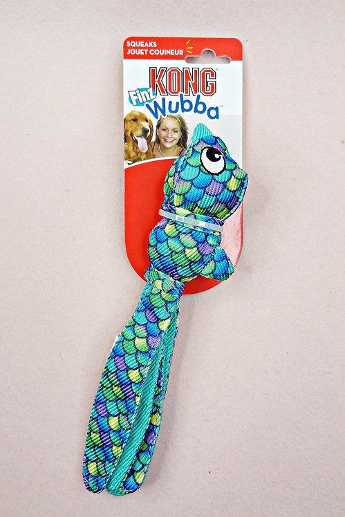 D02800 KONG® Wubba Finz Blue_Small