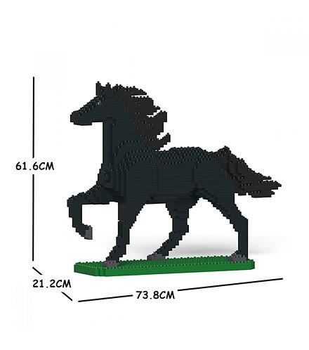 Jekca 馬 Horse 04C-M03 (需訂貨)