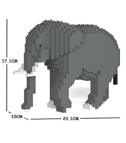 Jekca 大象 Elephant 03S (需訂貨)