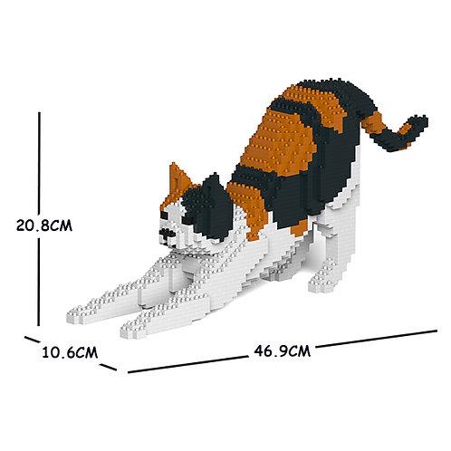 Calico Cat 13S-M01  (需訂貨)