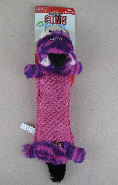 D01327_1 Kong Pillow Crittzer Zebra_Medium
