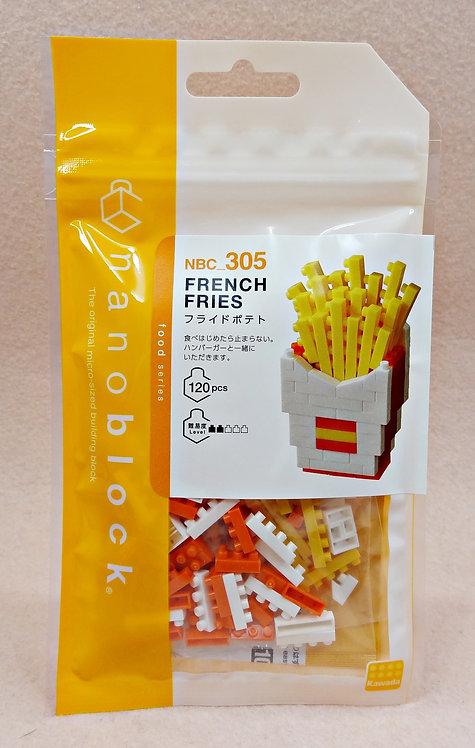nanoblock NBC_305 French Fries