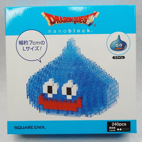 DQ_Sil Dragon Quest Large Slime EP2911 D1800sIL