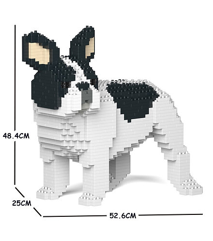 Jekca 法國老虎狗 French Bulldog 03C-M04 M size (需訂貨)