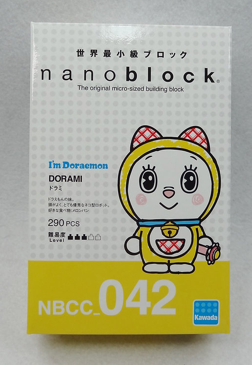 NBCC_042 Dorami