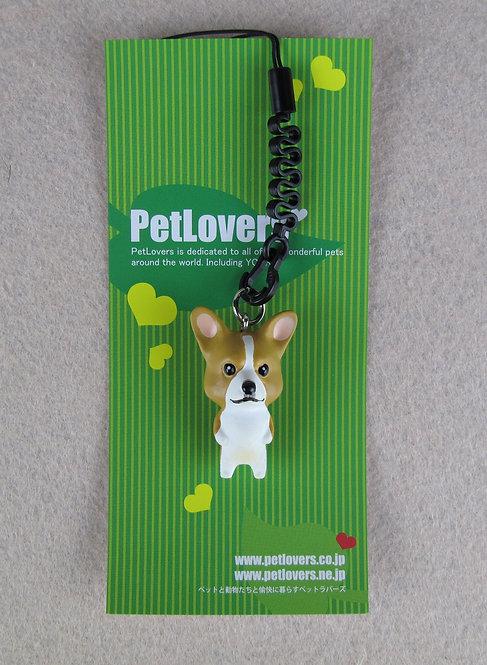 D01101 Petlovers 電話繩 - 哥基