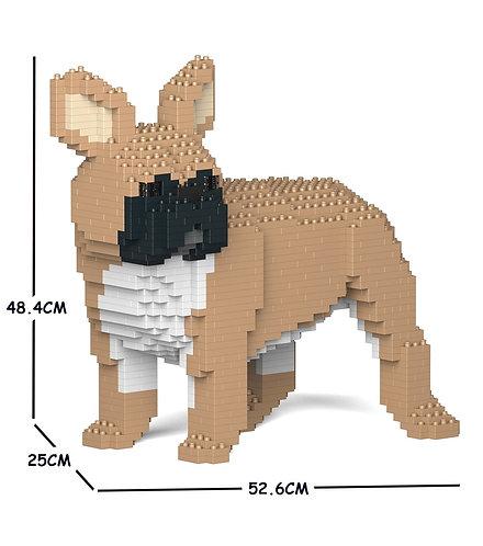 Jekca 法國老虎狗 French Bulldog 03C-M01 M size (需訂貨)